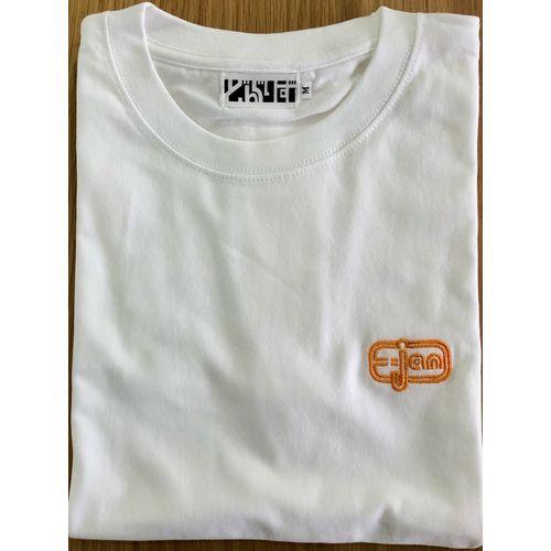 【どんぐりず】どんぐりTシャツ / ホワイト