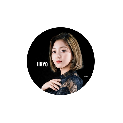 TWICE JAPAN 2nd ALBUM 『&TWICE』RELEASE EVENT &TWICE缶バッチ【JIHYO】