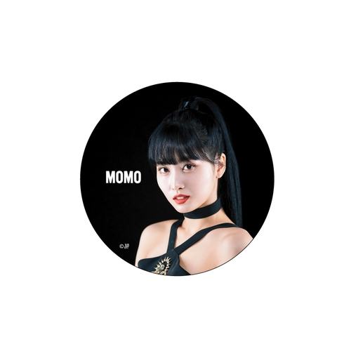 TWICE JAPAN 2nd ALBUM 『&TWICE』RELEASE EVENT &TWICE缶バッチ【MOMO】