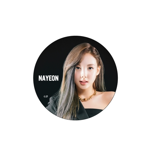 TWICE JAPAN 2nd ALBUM 『&TWICE』RELEASE EVENT &TWICE缶バッチ【NAYEON】
