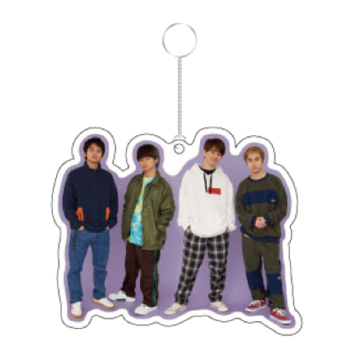 """[DISH//]LIVE TOUR DISH//  Key Holder """"PACIFICO SPECIAL"""""""