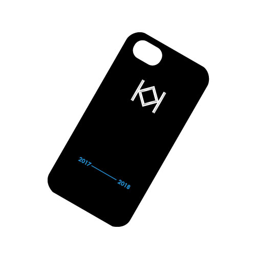 【FC会員通販限定】[超特急]the end for beginning Silicon iPhone Case(カイver.)
