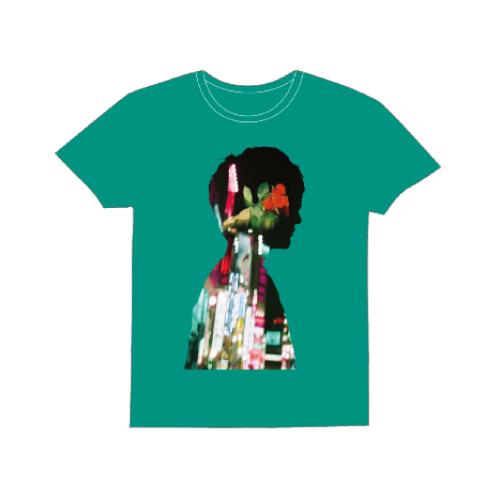 [SUPER★DRAGON]九龍領域 Tシャツ(アップルグリーン)