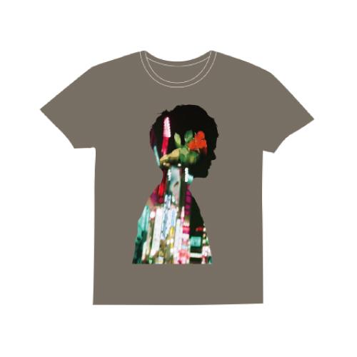 [SUPER★DRAGON]九龍領域 Tシャツ(チャコール)