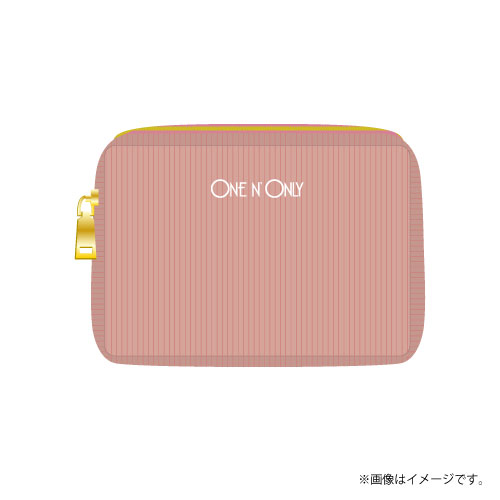 [ONE N' ONLY]ONE N' ONLY コーデュロイポーチ