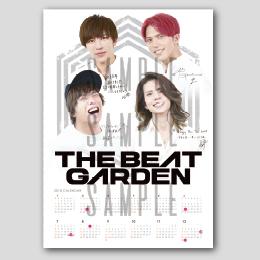 THE BEAT GARDEN 2018年ポスターカレンダー