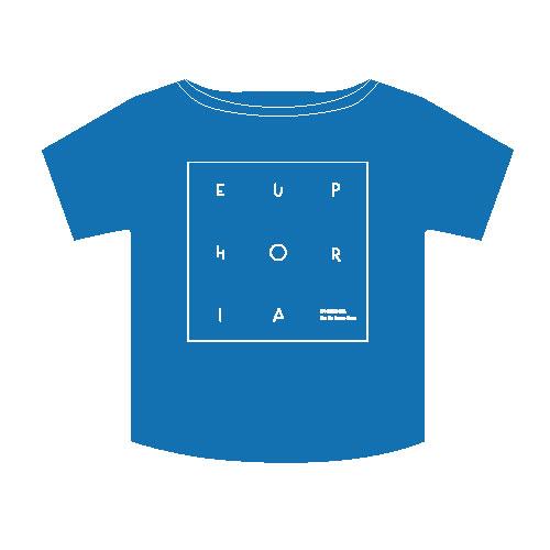 [超特急]EUPHORIA Tshirts(青)
