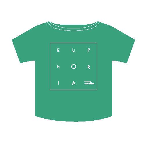 [超特急]EUPHORIA Tshirts(緑)