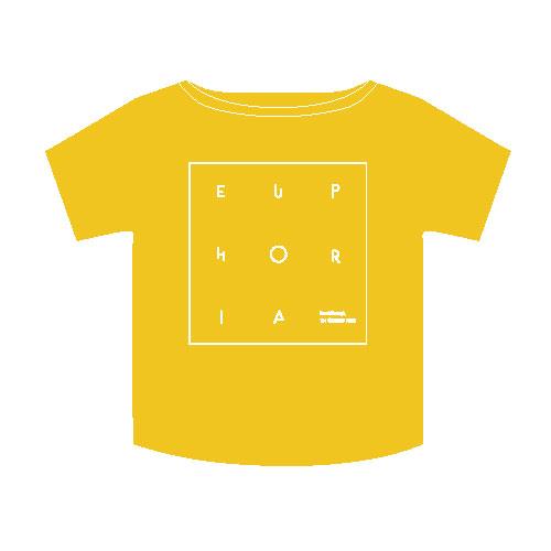 [超特急]EUPHORIA Tshirts(黄)