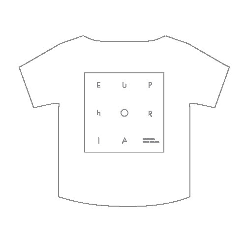 [超特急]EUPHORIA Tshirts(白)