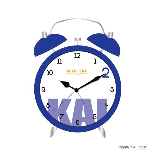 [超特急]BLTR_LIFE Voice Alarm Clock(青/カイ)