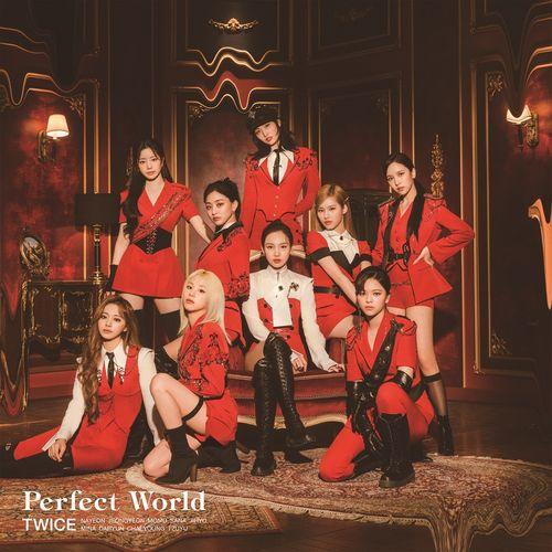 「Perfect World」(初回限定盤B+通常盤+ONCE JAPAN限定盤)