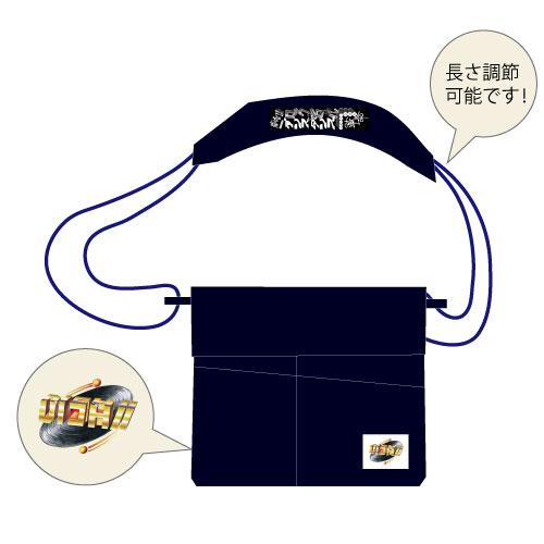 [DISH//]劇春!!ロックンロール ダンスダンス革命 サコッシュ