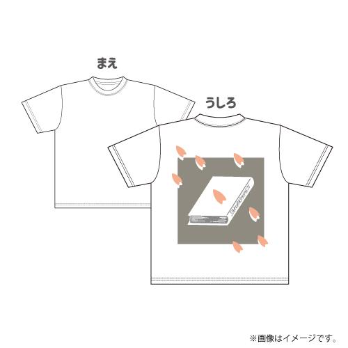 [さくらしめじ]お花しTシャツ〜心に、Tシャツにゆとりを〜