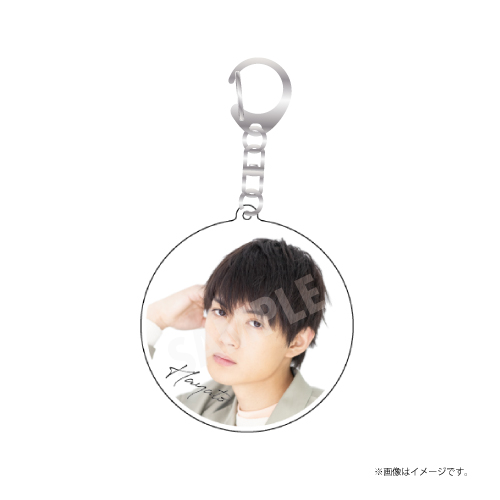 [M!LK]energy Acrylic Keyholder【佐野勇斗】