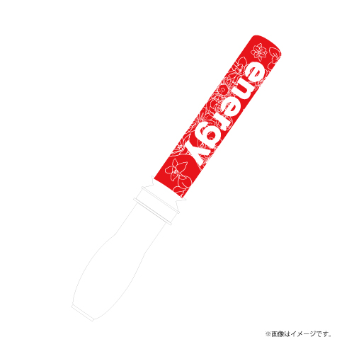 [M!LK]energy Penlight【赤】