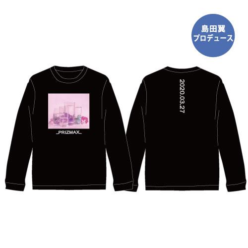 [PRIZMAX]Level0 ロングスリーブTシャツ【ブラック】