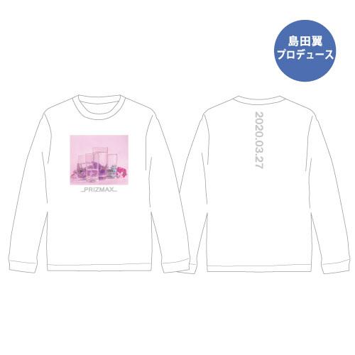[PRIZMAX]Level0 ロングスリーブTシャツ【ホワイト】