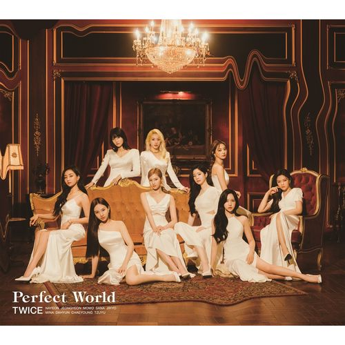 「Perfect World」(初回限定盤A+通常盤+ONCE JAPAN限定盤)