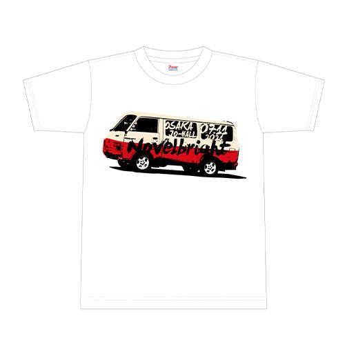 Tシャツ ホワイト【7/11 大阪城ホール】