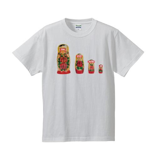 [MAGiC BOYZ]みんなトーマから生まれた!?Tシャツ