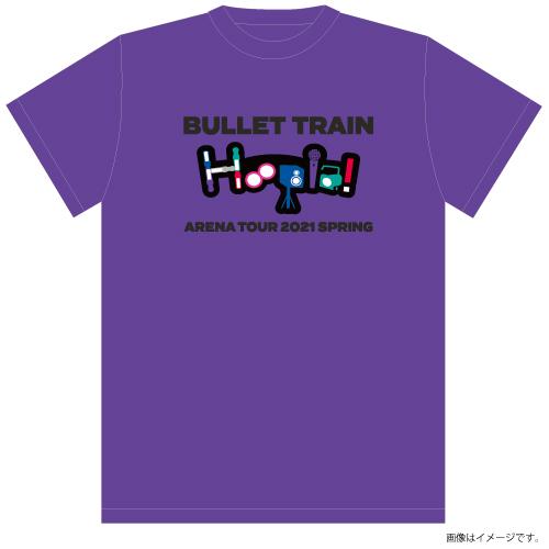 [超特急]Hoopla! T-shirts (紫)