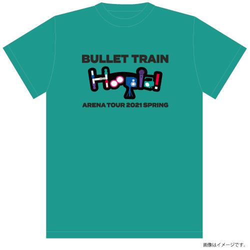 [超特急]Hoopla! T-shirts (緑)