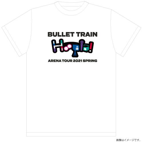 [超特急]Hoopla! T-shirts (白)