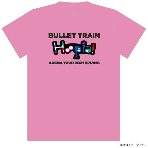[超特急]Hoopla! T-shirts (桃)