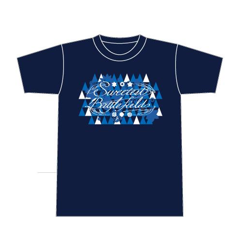 [超特急]Sweetest Battlefield Tshirts(紺)