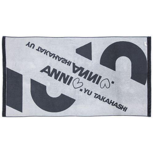 10周年記念特大ラグタオル
