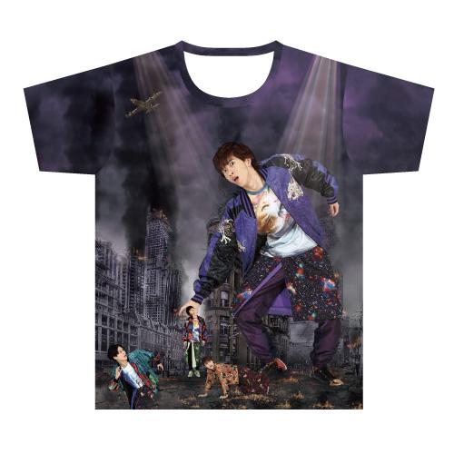[超特急]3D Design Tshirts(リョウガ)