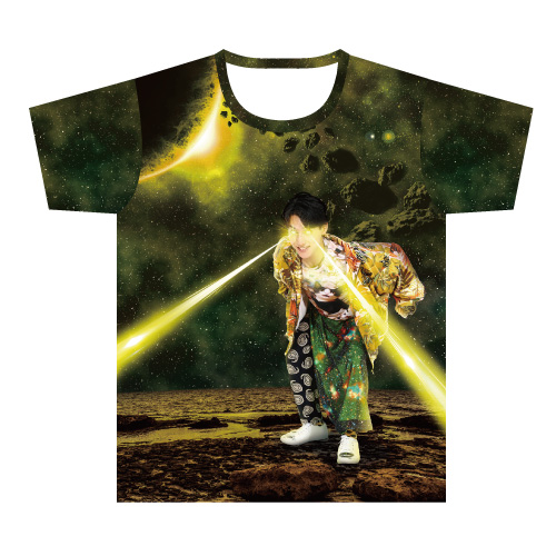 [超特急]3D Design Tshirts(ユースケ)