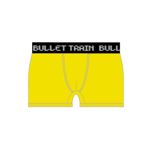 [超特急]Sweetest Battlefield Boxer Pants(黄)
