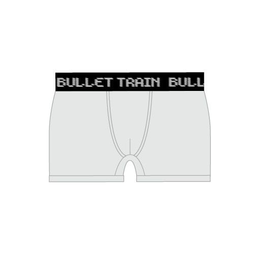 [超特急]Sweetest Battlefield Boxer Pants(白)