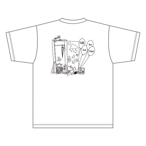 6期生単独ライブ2nd  Tシャツ