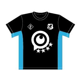 デカ目玉スポーツTシャツ