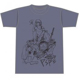 ガラクタ少女Tシャツ