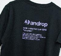 Tour  T shirt#36【Black】
