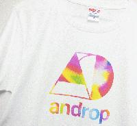 Tour  T shirt#36【White】