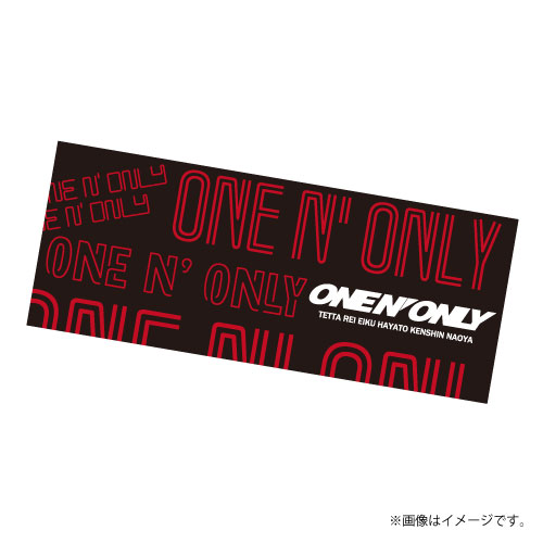 [ONE N' ONLY]ONE N' ONLY タオル #004