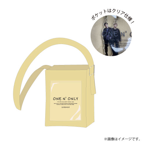 [ONE N' ONLY]ONE N' ONLY ショルダーバッグ