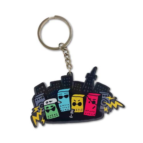 町内GIG Keyholder