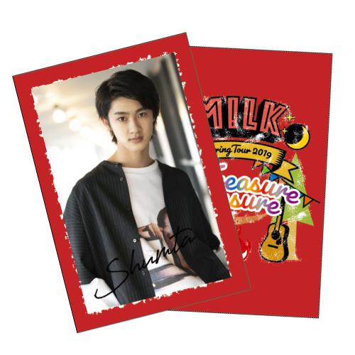 [M!LK]Treasure Treasure Postcard(2枚組)【曽野舜太】