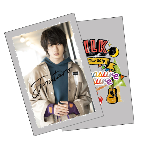 [M!LK]Treasure Treasure Postcard(2枚組)【山中柔太朗】