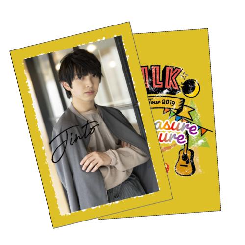 [M!LK]Treasure Treasure Postcard(2枚組)【吉田仁人】