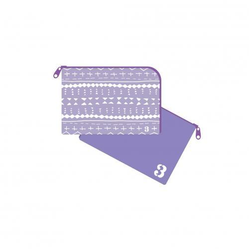 [超特急]超特急とStand up BT Mask Pouch(紫)