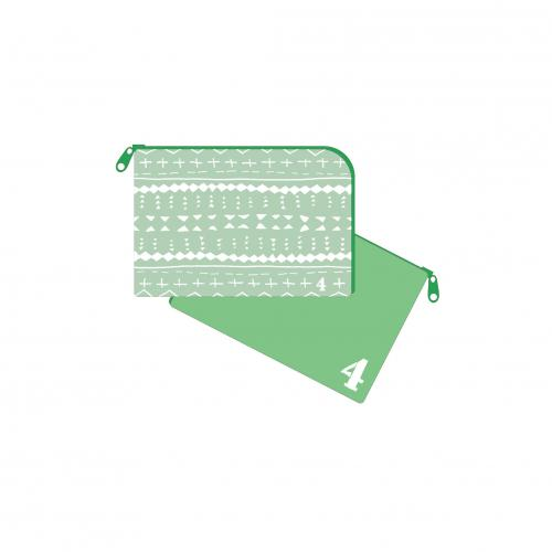 [超特急]超特急とStand up BT Mask Pouch(緑)