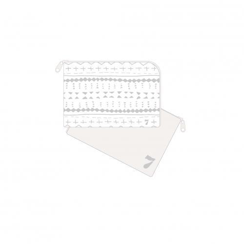 [超特急]超特急とStand up BT Mask Pouch(白)