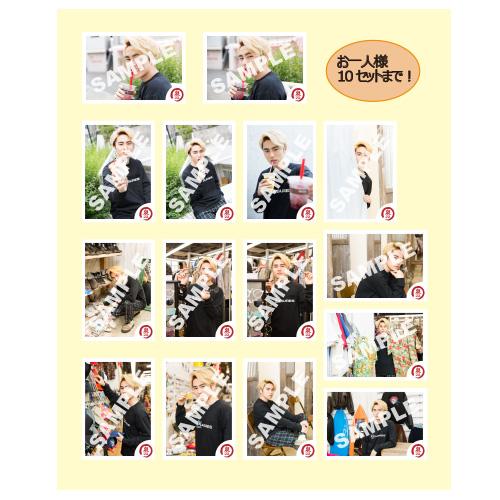 【FC会員限定】[DISH//]泉大智生誕記念 スペシャル生写真セット